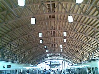 本日は京都観光